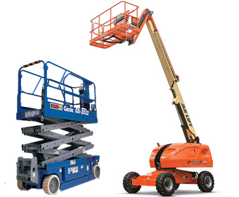 Boom Lift Scissor Lift OSHA Training