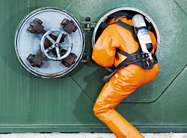 OSHA Confined Space Entry Safety Training